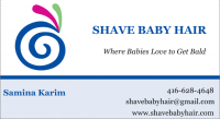 Shave Baby Hair