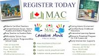 MAC Islamic School & Creative Minds Pre-School