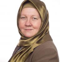 Chaplain Barbara Helms