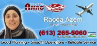 Raoda Azem - Amro Travel