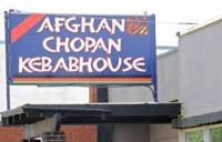 Afghan Chopan Kebab