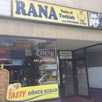 Rana Taste of Turkish