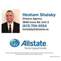 Hesham Shalaby - AllState Insurance