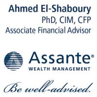 Ahmed El-Shaboury Ph.D., CIM®, CFP® - Assante Wealth Management