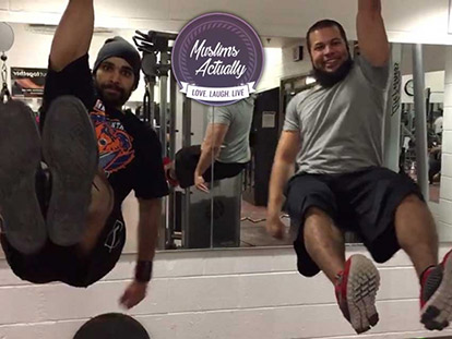 Interview with Shoaib Khan and Asif Saleh, fitness entrepreneurs in Mississauga