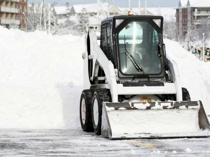 Assunnah Muslim Association Skid Steer Bobcat Loader Operator