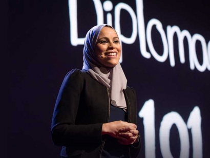 Alaa Murabit on What Islam Says about Women at TEDWomen 2015