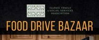 The Islamic Family and Social Services Association Annual Food Drive Bazaar is accepting vendors.