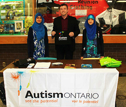 Raising Awareness about Autism: Two Sisters Work to Educate Others