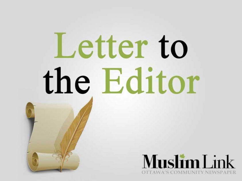 A Letter to the Editor from a Muslim woman in Ottawa who was recently diagnosed with depression.