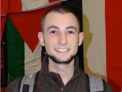 Eric Tibbetts at Carleton University
