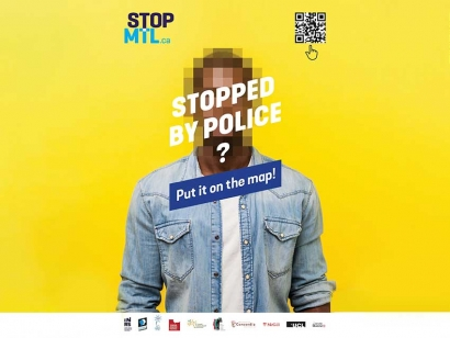 STOPMTL.ca: First interactive map to self-report police stops in Montreal