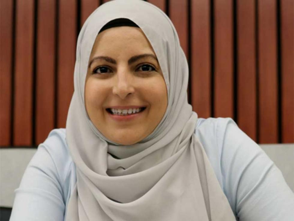 Afghan Canadian Razia Sultan Hamidi is a Muslim community organizer in Montreal.