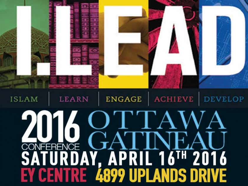 Muslim Link is proud to once again sponsor this year's I.LEAD Conference which is taking place Saturday, April 16th.