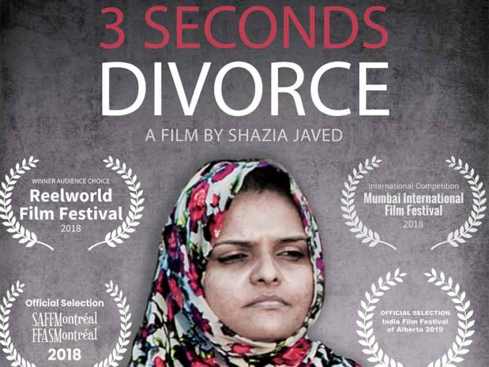 Muslim Canadian Filmmaker's Documentary about Indian Women's Movement Against 'Triple Talaq' Now on NETFLIX