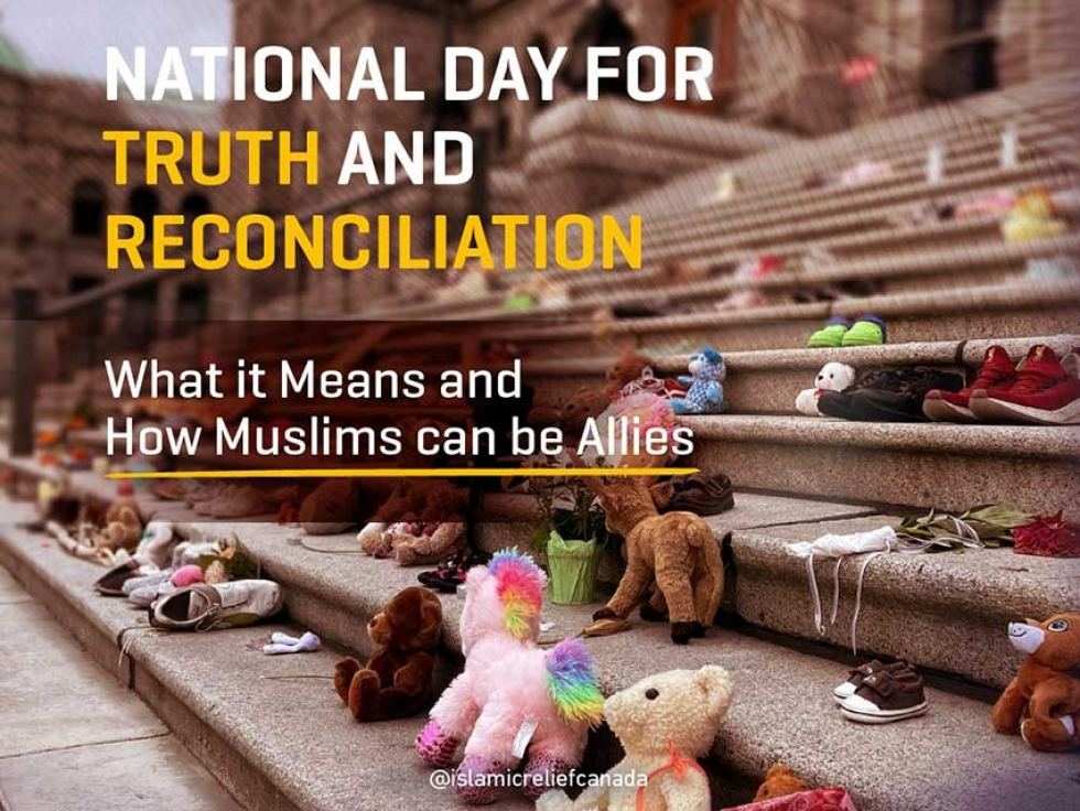 Islamic Relief Canada to educate Muslim students about Indigenous history for Truth and Reconciliation Day