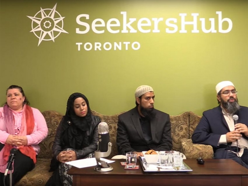 Why Adopt? The Urgency, Virtues, and Practical Steps of Adoption was organized in September by SeekersHub Toronto.
