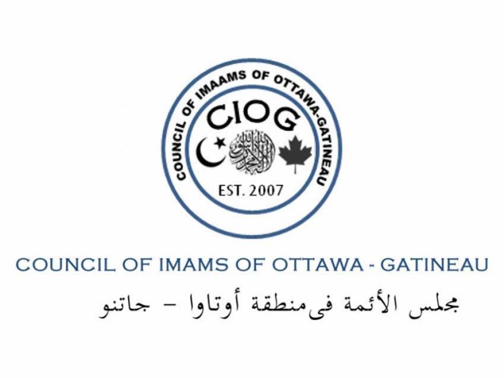 Council of Imams of Ottawa-Gatineau Critical Update for Muslims in Ottawa-Gatineau Regarding Covid-19 Coronavirus