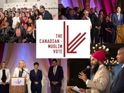 Elected Officials Addressed The Canadian Muslim Vote's Annual Eid Dinner