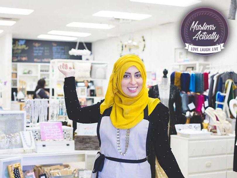 Interview with Sudduf Wyne, the owner of Salam Shop