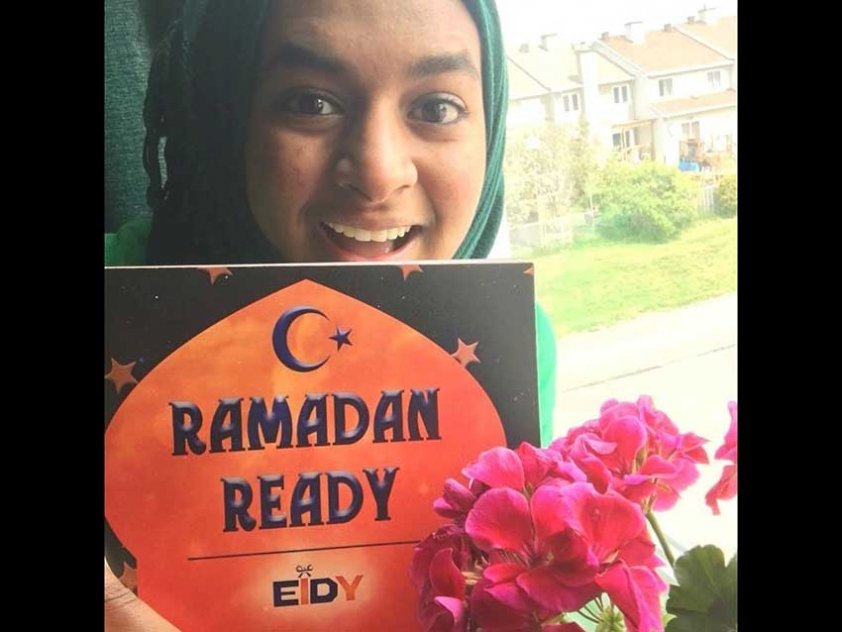 Nayaelah Siddiqui is the founder of EIDY, a product aimed at making Ramadan fun for children living in non-Muslim majority countries.