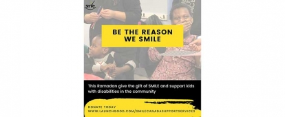 Support SMILE and Support Muslim Families with Children with Disabilities