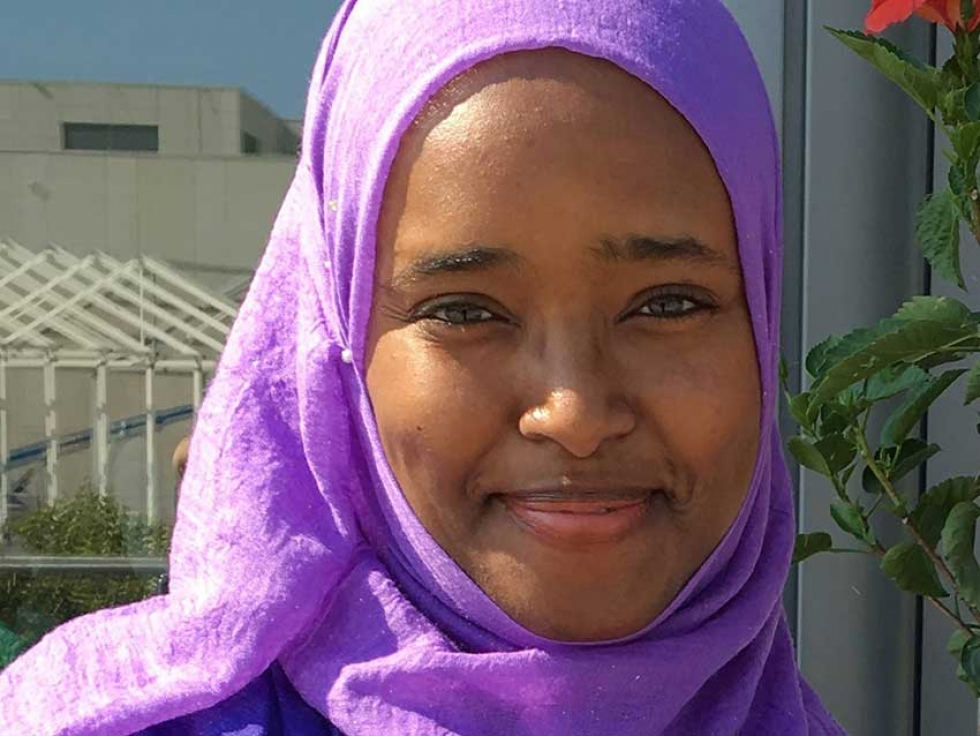 Somali Canadian writer Rowda Mohamud shared the following reflection on the impact a lyric from The Tragically Hip's song Bobcaygeon, written by Gord Downie, had on her as a new immigrant to Canada.