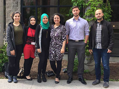 Making a Difference for One Syrian Family: The University of Ottawa's Social Wellness Club's Crowdfunding Campaign