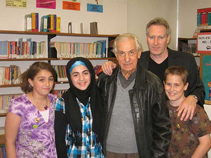 Two cultures, one goal: Charles H. Hulse Public School and Hillel Academy