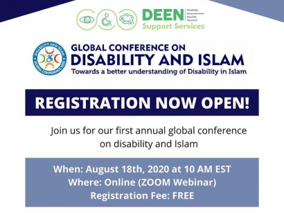 First Global Conference on Disability and Islam: Interview with Disability Activist Rafia Haniff-Cleofas