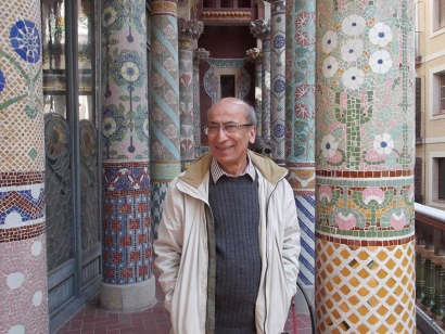 """Balwant (Bill) Bhaneja is the author of """"Troubled Pilgrimage: A Passage to Pakistan"""", about his return to his ancestral home of Sindh."""
