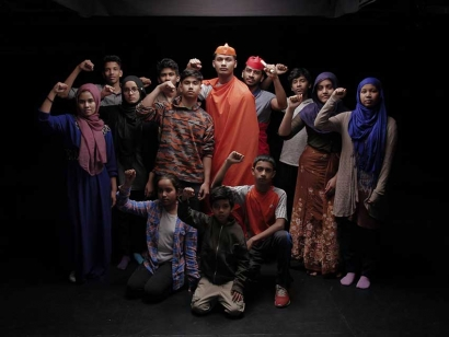 Documentary about Rohingya Canadian youth theatre group coming to Ottawa, Toronto, and Waterloo