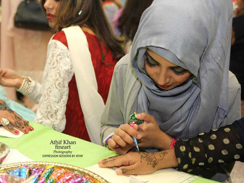 The Art of Henna: Profile of Artist Sana Khan