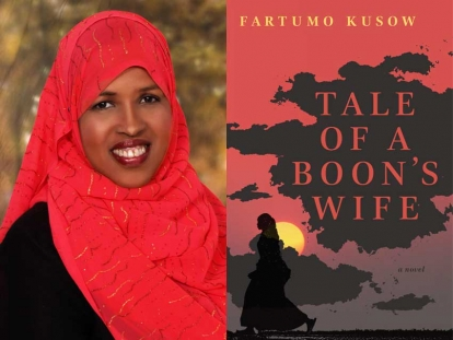 "Fartumo Kusow's first English-language novel, ""A Tale of a Boon's Wife"", is published by Second Story Press."