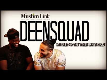 Music for the Broken: Canada's Deen Squad Opens Up About Their Journey So Far