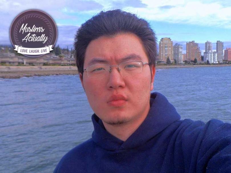 Interview with Muslim Canadian journalist Steven Zhou