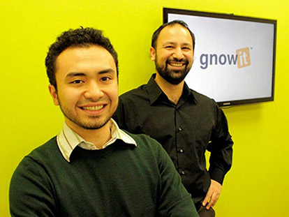 A Rising Star in Ottawa's IT Start-up Scene: Shahzad Khan