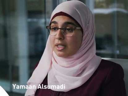 Yamaan Alsumadi honoured with a 2019 Community Safety Award for Youth Leadership by the Mayor of Thunder Bay