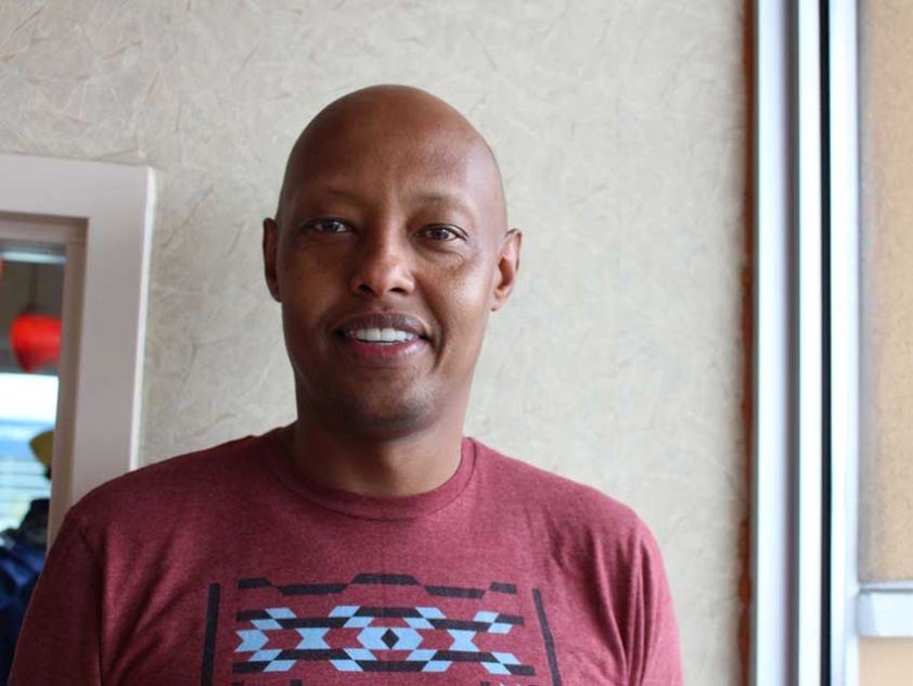 Abdirizak Mohamud has been a foster parent with the Children's Aid Society of Ottawa for over 10 years.