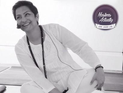 Interview with Salimah Kassim-Lakha, founder and director of YogaVision