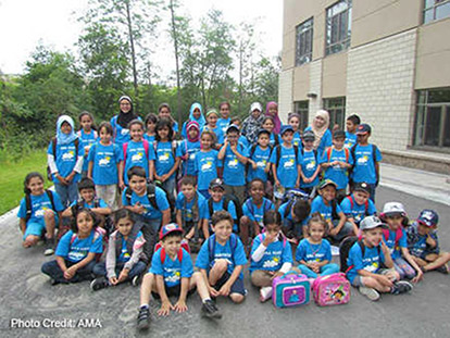 First AMA summer day camp a success