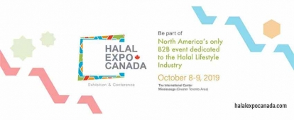 Volunteer at Halal Expo Canada