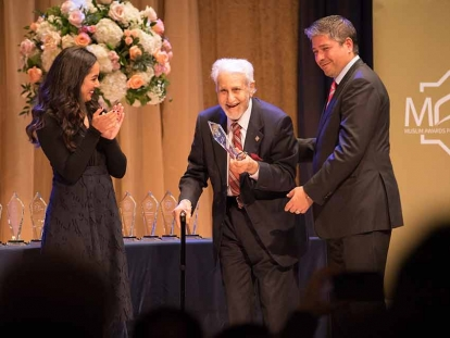 Muslim Awards of Excellence (MAX) Mourns the Loss of Lifetime Achievement Award Recipient Dr. Fuad Sahin