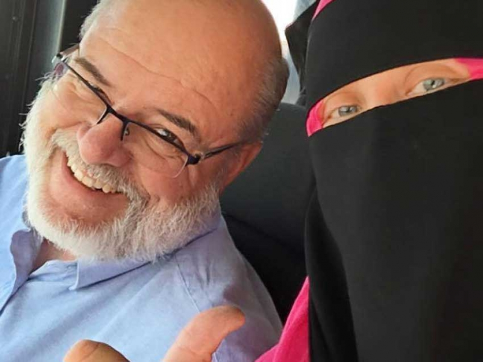 This Ramadan, Muslim Link is crowdfunding for Ottawa bus driver Alain Charette who stood up against Islamophobia.