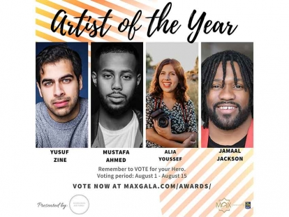 Vote for 2019 Muslim Awards for Excellence (MAX) Finalists! Deadline August 15