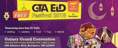 GTA Eid Festival in Brampton