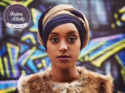 Eman Idil Bare is an award-winning Canadian journalist. She is also a fashion designer who recently launched her own brand focused on ethical fashion