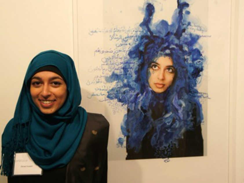 Studying Art at University: An Interview with Fine Arts Graduate Zainab Hussain