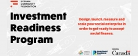 Apply for the Investment Readiness Program for Social Purpose Organizations