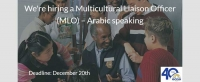 Ottawa Community Immigrant Services Organization (OCISO) Arabic Speaking Multicultural Liaison Officer (MLO)